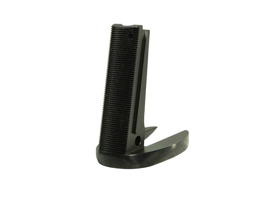 Wilson Combat Bullet Proof Mainspring Housing Magazine Well 1-Piece 1911 Government Com...
