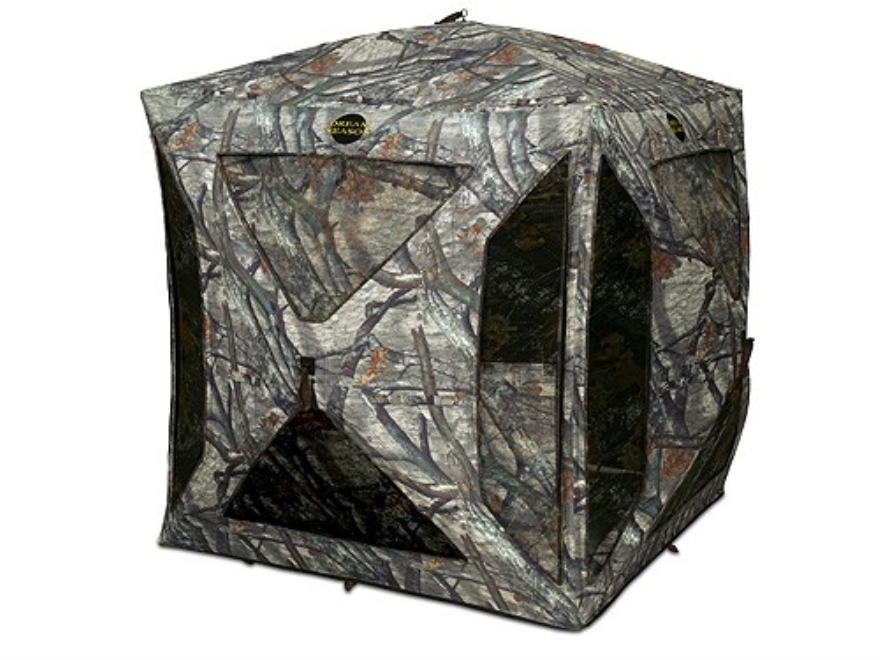 "Ameristep Dream Season Ground Blind 60"" x 60"" x 67"" Polyester Mossy Oak Treestand Camo"