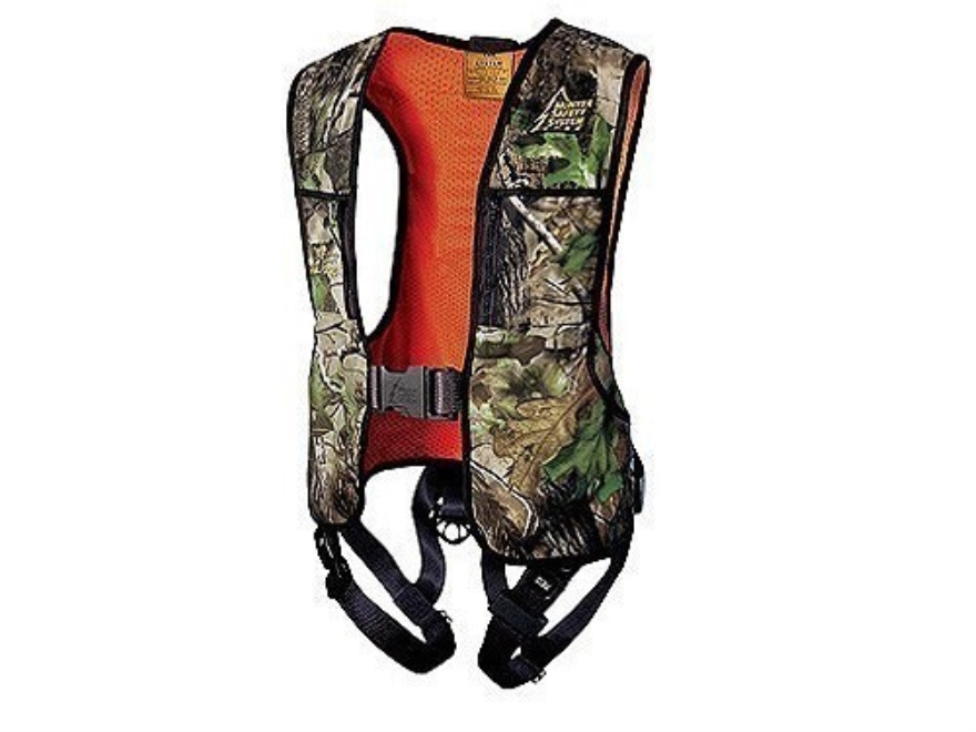 Hunter Safety System Reversible Hss 4 Treestand Vest Mpn
