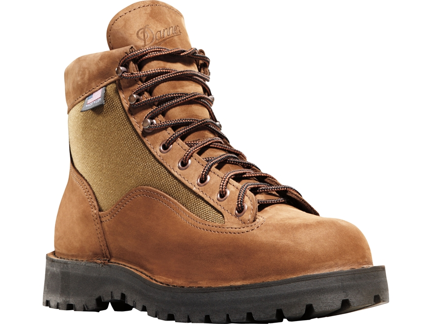 "Danner Light II 6"" Waterproof Hiking Boots Leather Women's"