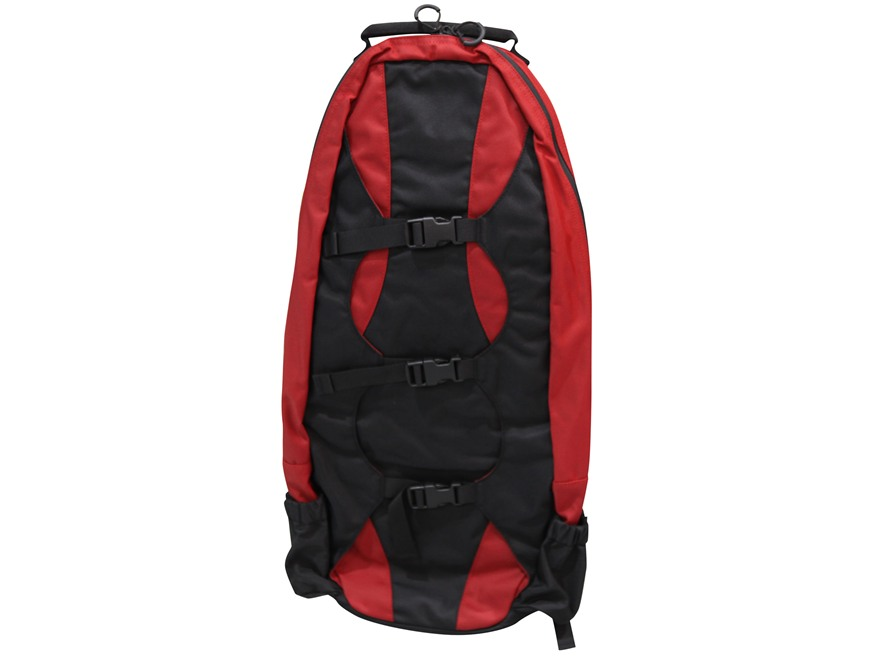 BLACKHAWK! Diversion Board Pack Rifle Case Nylon Black and Red