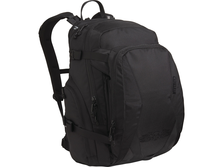 CamelBak Urban Assault XL Backpack Combo Ballistic Nylon Black