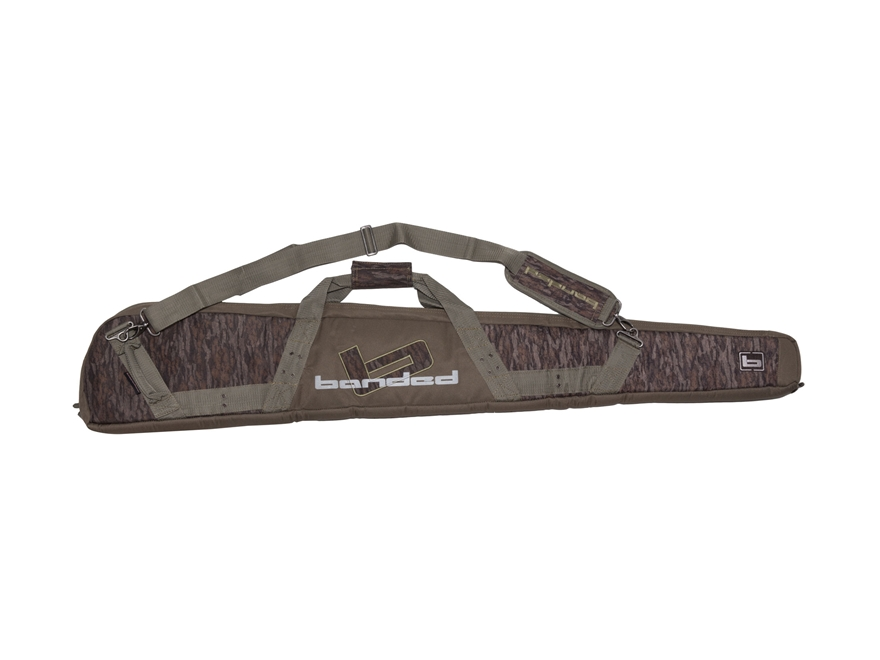 "Banded Two-Way Floating Two Shotgun Case 54"" Nylon"