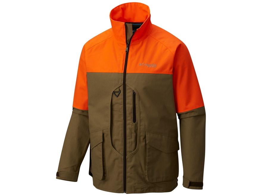 Columbia Men's Ptarmigan Lite Upland Jacket Polyester/Cotton