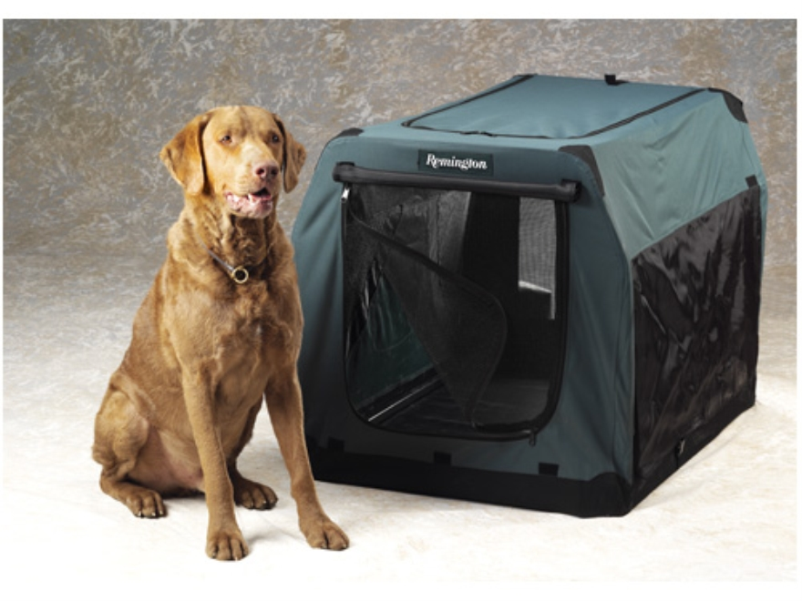 alternate image 1 - Collapsible Dog Crate