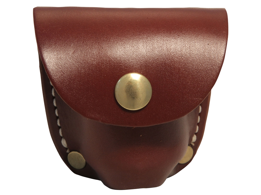 Triple K 63 Spare Cylinder Belt Pouch Leather