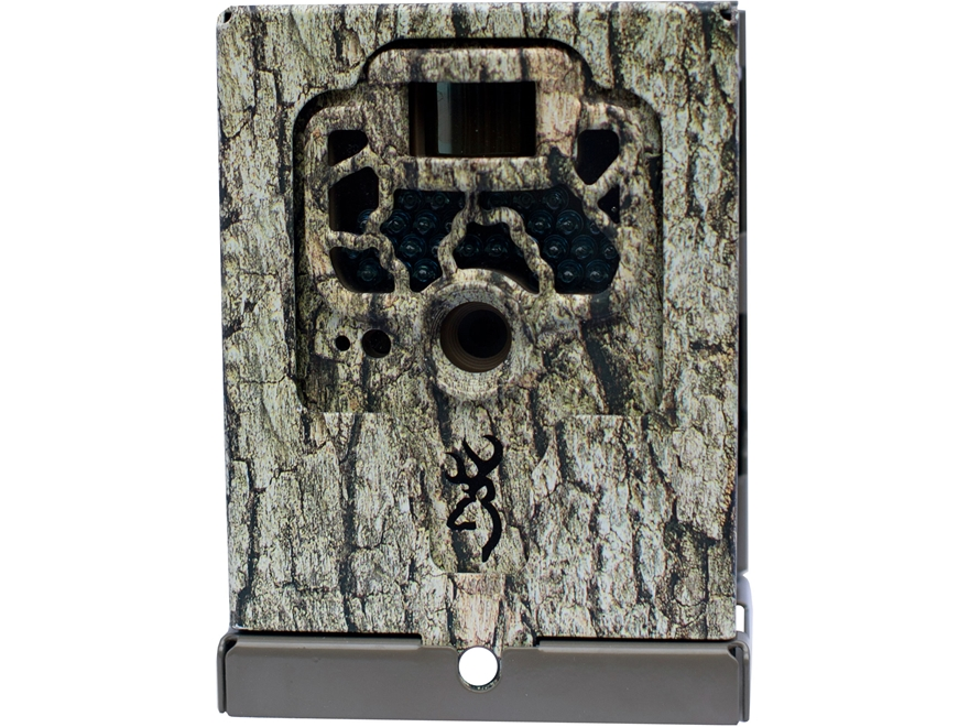 Browning Game Camera Security Box Steel Camo
