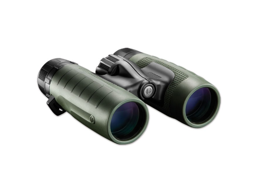 Bushnell Trophy XLT Compact Binocular 10x 28mm Roof Prism Green
