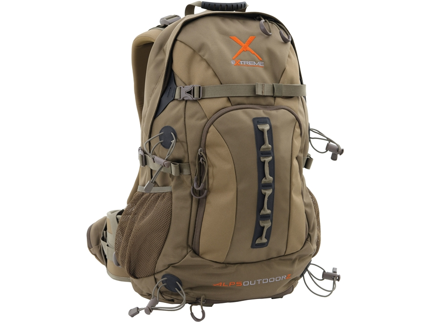 ALPS Outdoorz Pursuit X Backpack Nylon