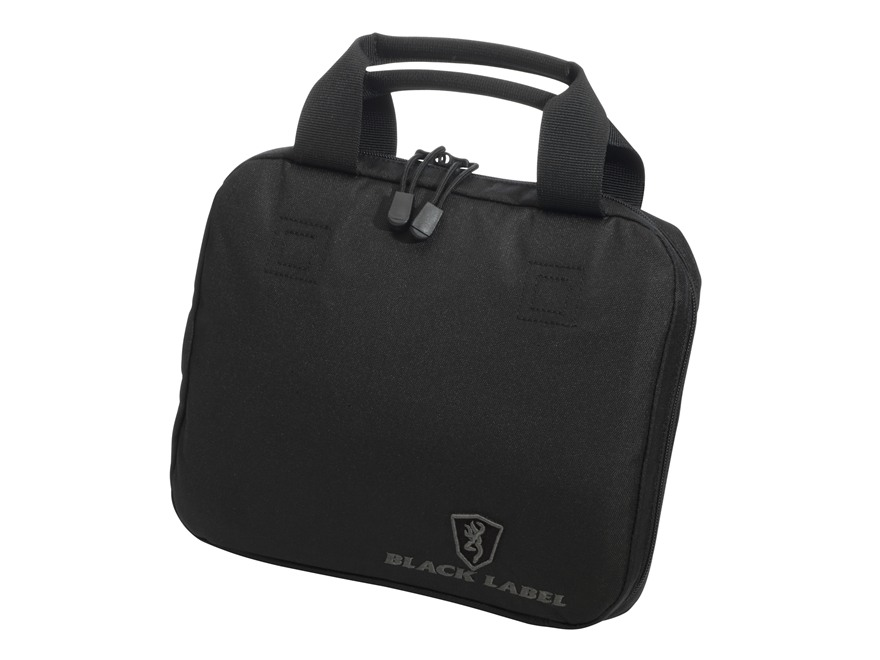 "Browning Black Label Alfa Pistol Case 11"" Black"