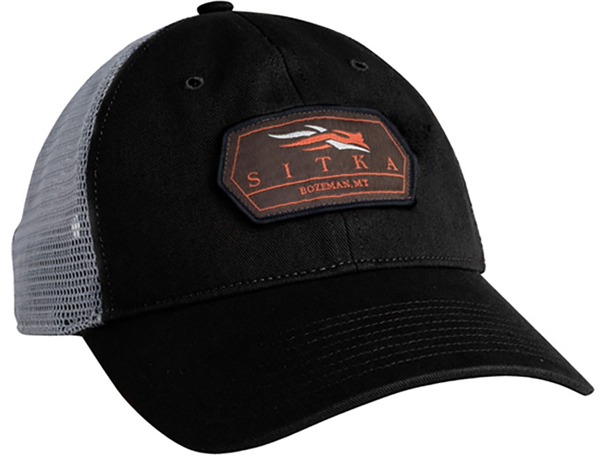 Sitka Gear Meshback Patch Trucker Cap Polyester