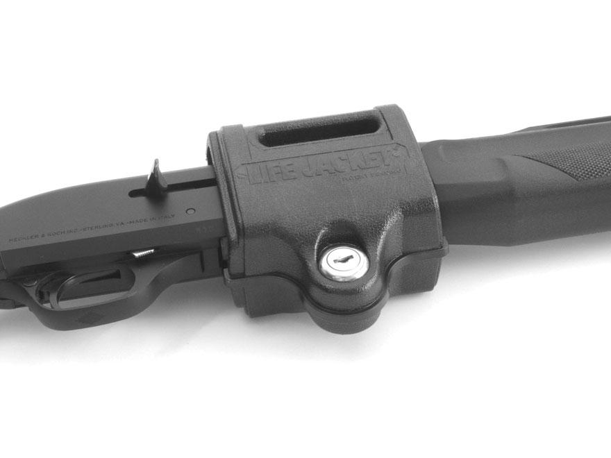 Do-All Life Jacket Polycarbonate Shotgun Gun Lock