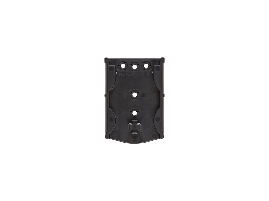 Safariland MOLLE Locking System MLS 17 Receiver Plate Polymer