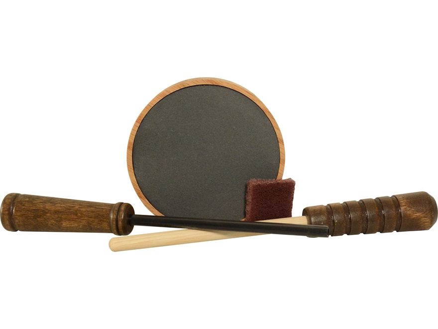 Quaker Boy Turkey Thugs Rim Shot Hardwood Slate Turkey Call