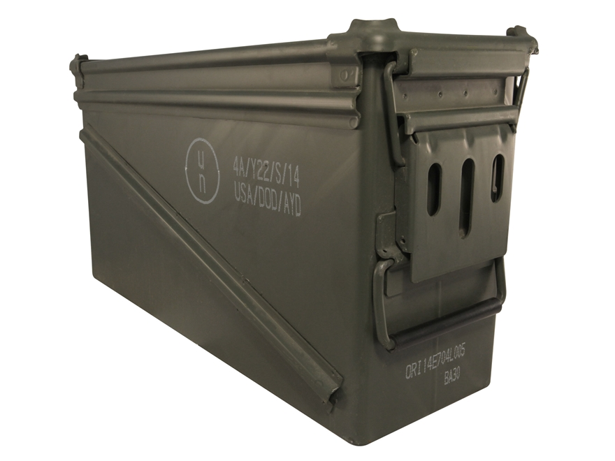 Military Surplus Ammo Can 40mm