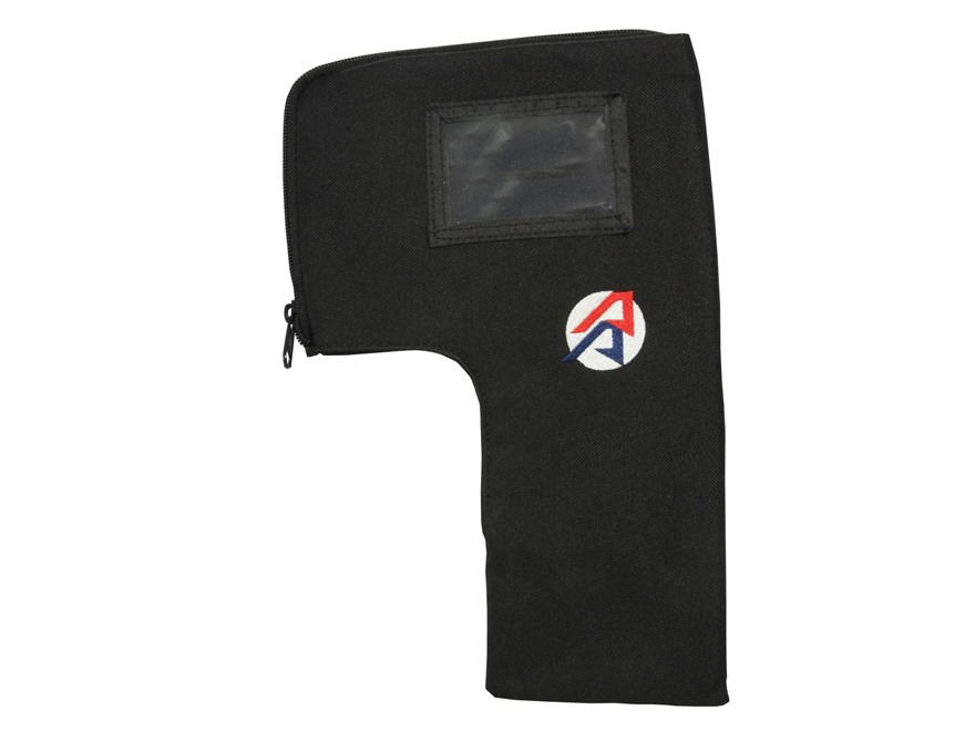 Double-Alpha Dust Cover Standard/Production Right Hand 600D Nylon Black