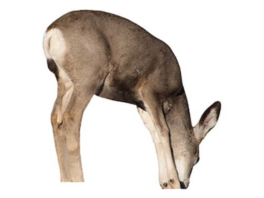 Montana Decoy Muley Deer Decoy Cotton, Polyester and Steel
