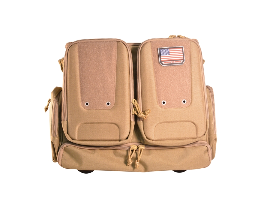 G P S Tactical Rolling Handgunner Backpack Range Upc