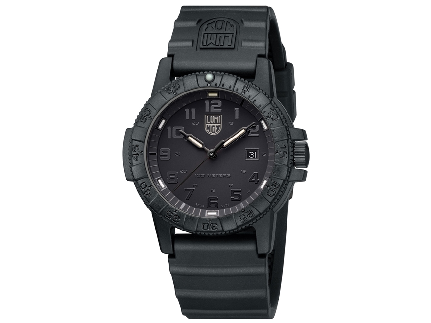 Luminox Sea Turtle Watch Carbon Compound/Polyurethane
