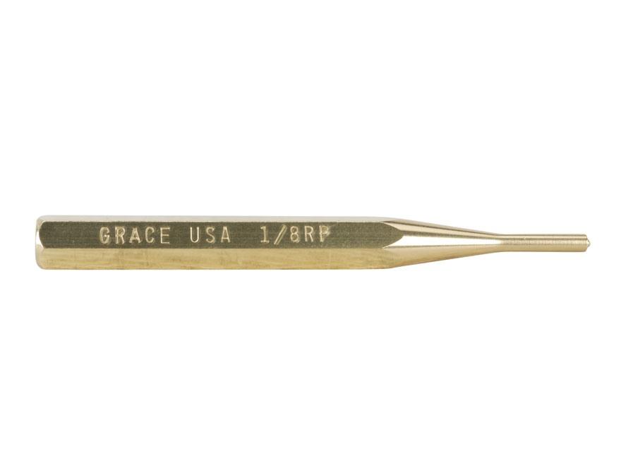 Grace USA Roll Pin Punch Brass
