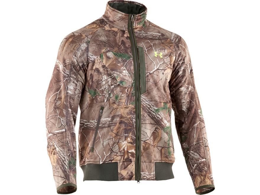 Under Armour Men's Dead Calm Scent Control Fleece Jacket