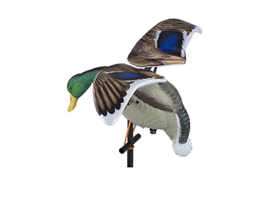 Lucky Duck Lucky Flapper Drake Mallard Motion Duck Decoy