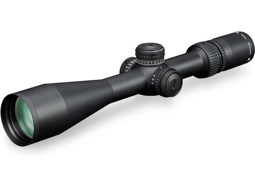 Vortex Optics Razor HD AMG Rifle Scope 30mm Tube 6-24x 50mm Zero Stop Side Focus Illumi...