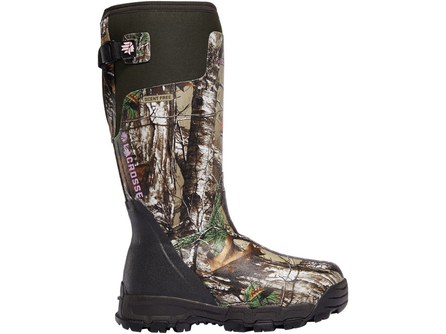 """LaCrosse Alphaburly Pro 15"""" Waterproof 800 Gram Insulated Hunting Boots Rubber Clad Neo..."""