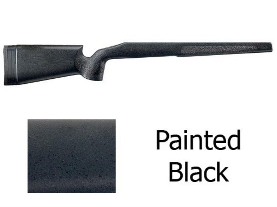 McMillan A-3 Rifle Stock Remington 700 BDL Short Action Varmint Barrel Channel Fibergla...