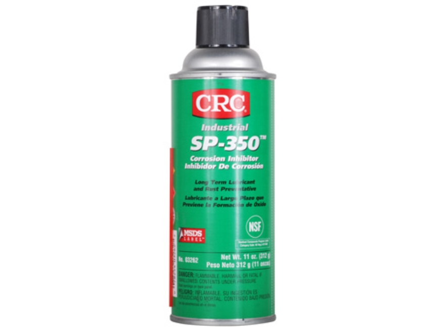 CRC SP-350 Extreme-Duty Indoor Corrosion Inhibitor 11 oz Aerosol