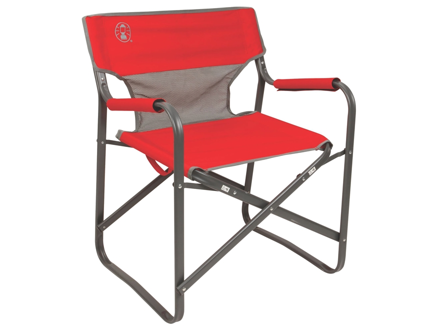 Coleman Outpost Breeze Deck Camp Chair Polyester MPN