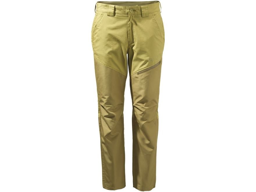 Beretta Men's American Upland Ultralight Brush Pants Polyester/Nylon Tan