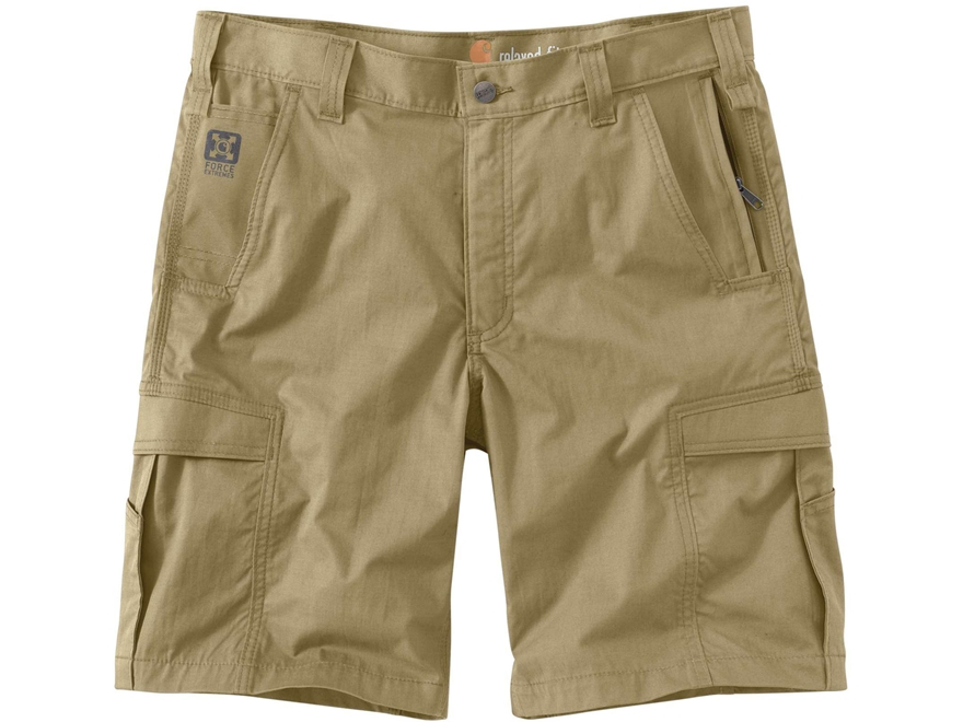 Carhartt Men's Force Extremes Cargo Shorts Cotton/Polyester/Cocona