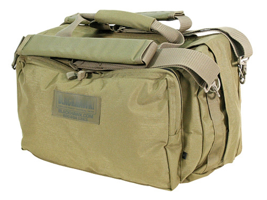 "BLACKHAWK! Large Mobile Operation Bag 27"" x 14"" x 10"" Nylon Coyote Tan"