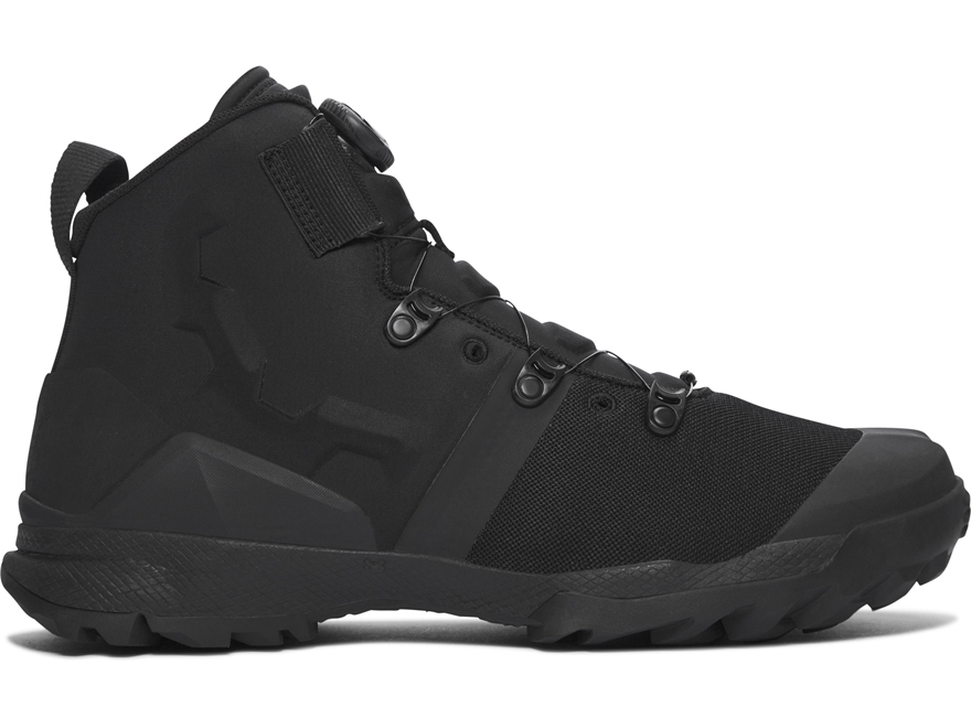 """Under Armour UA Infil 7"""" Tactical Boots Leather Men's"""