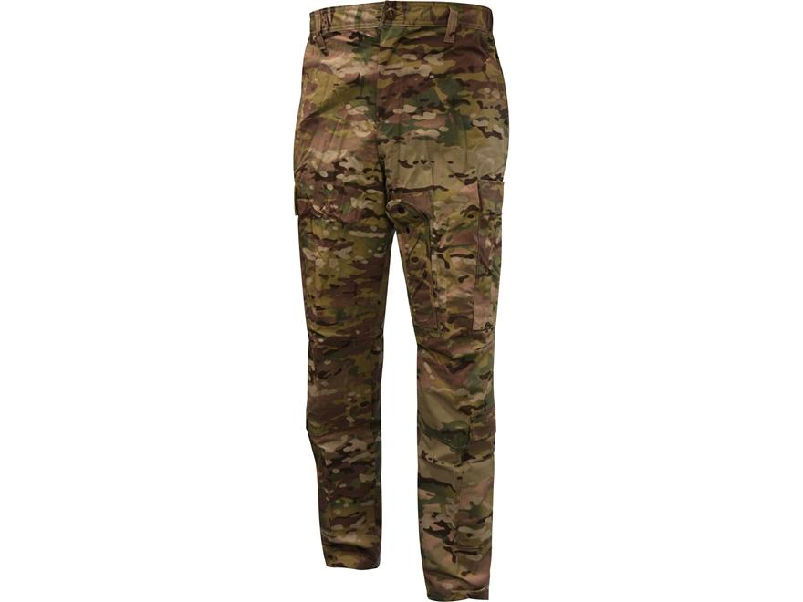 Military Surplus Lightweight Flight Suit Pants Grade 1 Large Multicam