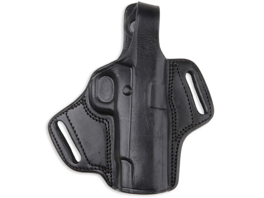 Bulldog Deluxe Molded Holster with Thumb Break Small Fits Small Frame Autos Right Hand ...