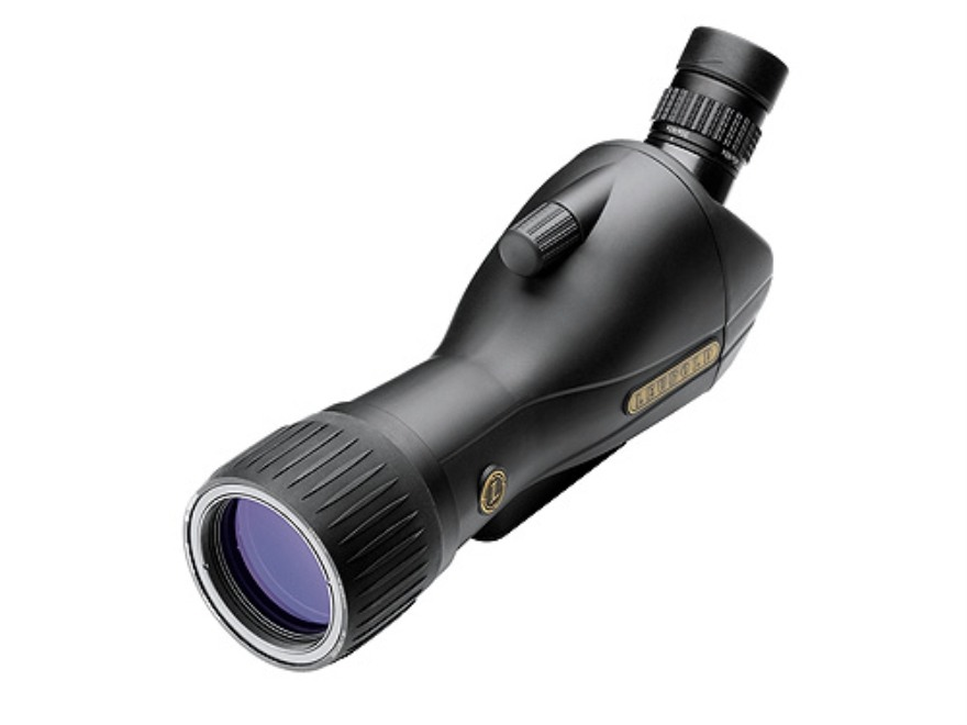 Leupold SX-1 Ventana Spotting Scope 15-45x 60mm Armored Black