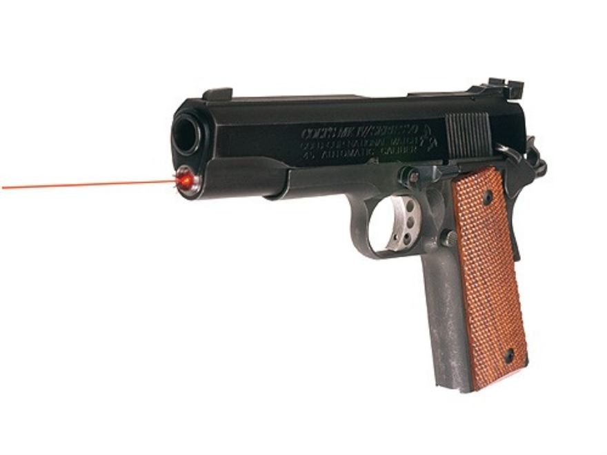 LaserMax Laser Sight 1911 Government Blue
