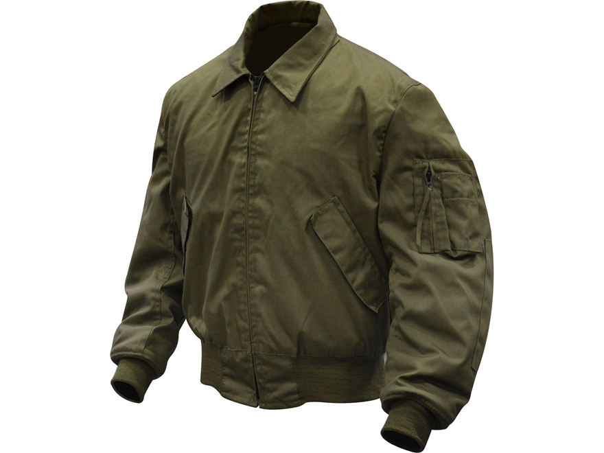 Surplus Cold Weather Jacket Olive Drab