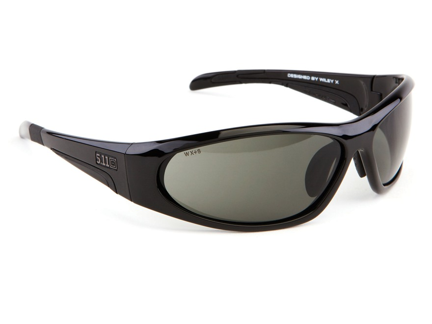 5.11 Ascend Polarized Sunglasses Smoke Lens