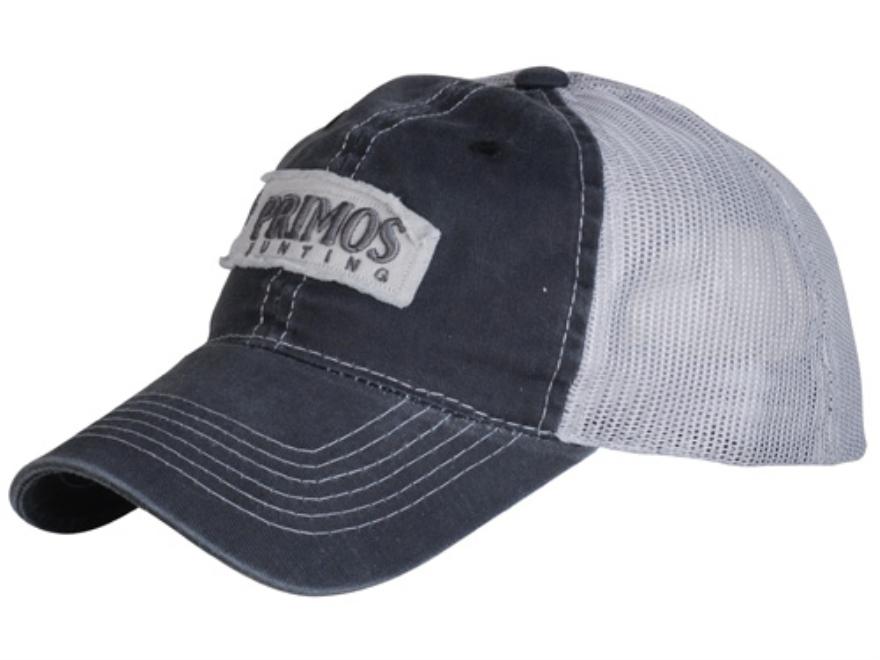 Primos Mesh Back Logo Cap Cotton