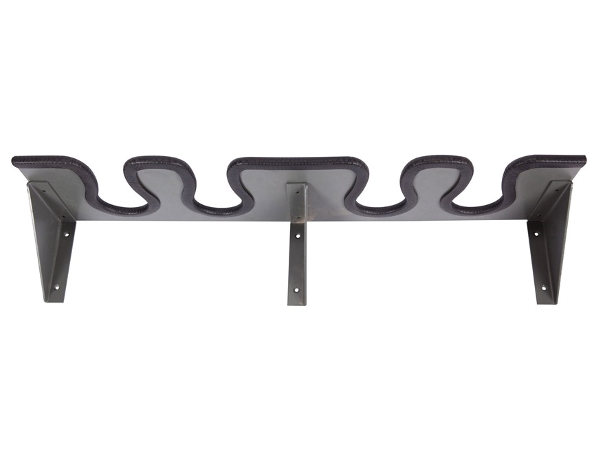 Banded Double Boot Hanger Steel Gray