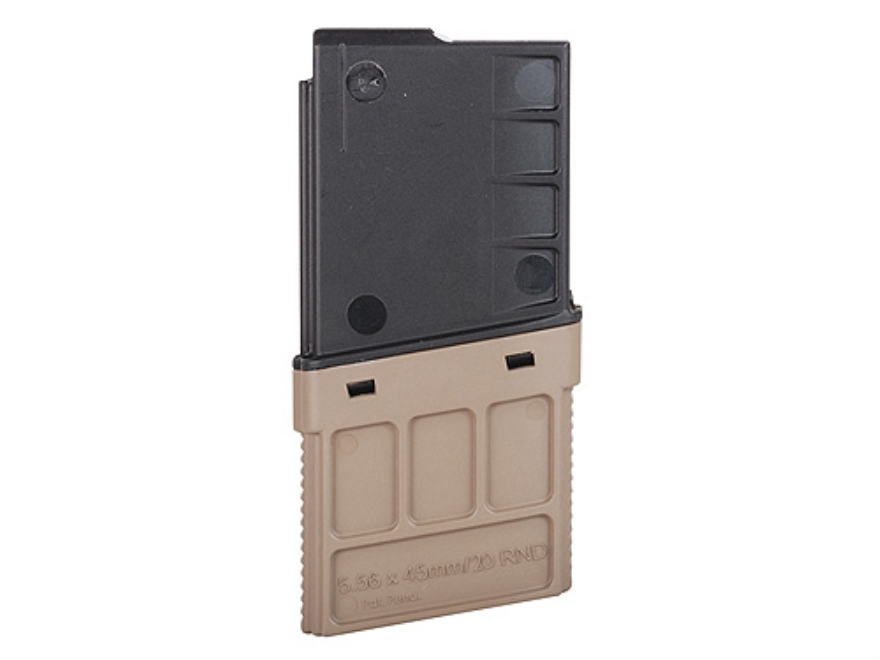 TangoDown ARC Magazine AR-15 223 Remington 20-Round Polymer Flat Dark Earth