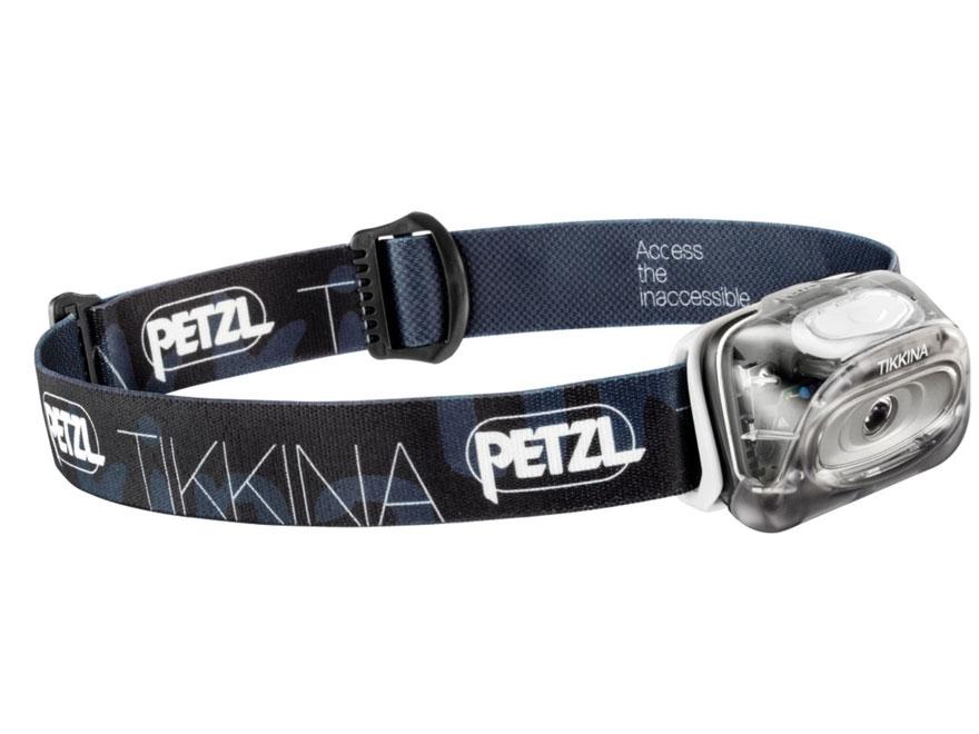 Petzl Tikkina Headlamp LED with 3 AAA Batteries Polymer