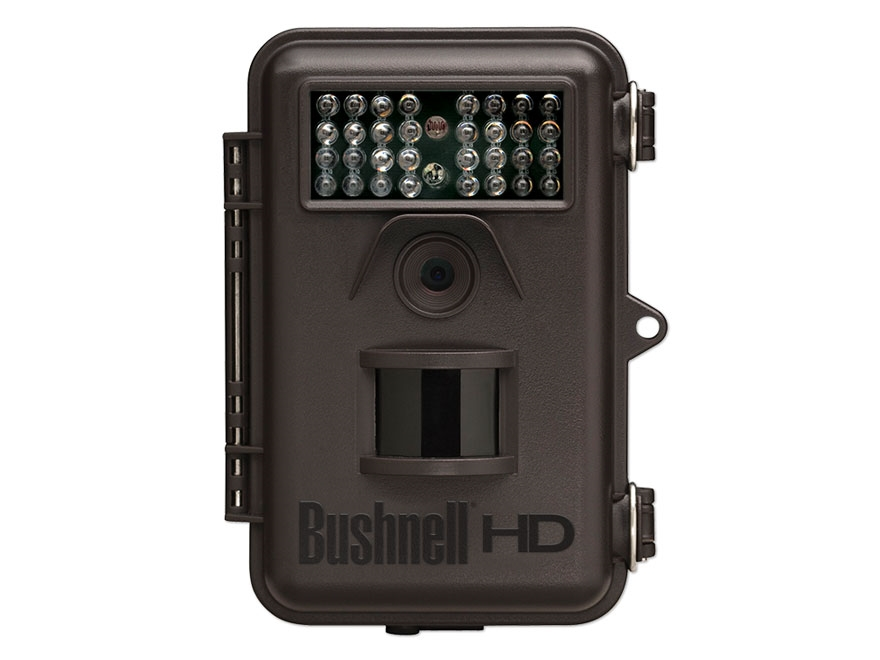 Bushnell Trophy Cam Essentials HD Infrared Game Camera 12 MP Brown