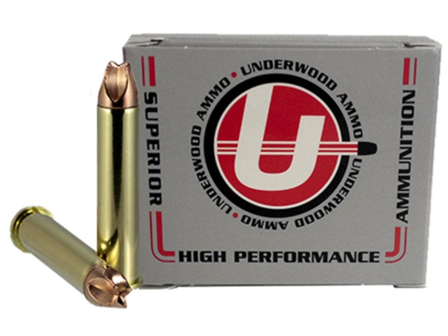 Underwood Xtreme Hunter Ammunition 45-70 Government 225 Grain Lehigh Xtreme Defense Lea...