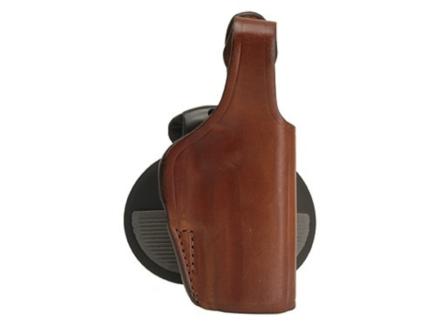 Bianchi 59 Special Agent Holster Right Hand Kahr K9, K40, P9, P40, MK9, MK40 Leather Tan