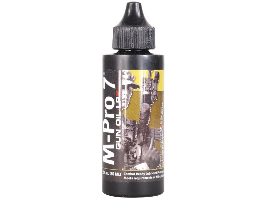M-Pro 7 LPX Gun Oil Liquid