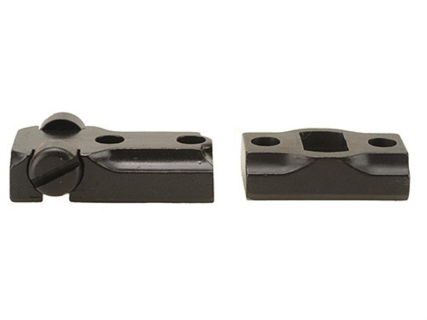 Millett 2-Piece Turn-In Standard Scope Base Remington 7400, 7600, 4, 6, AMT Gloss